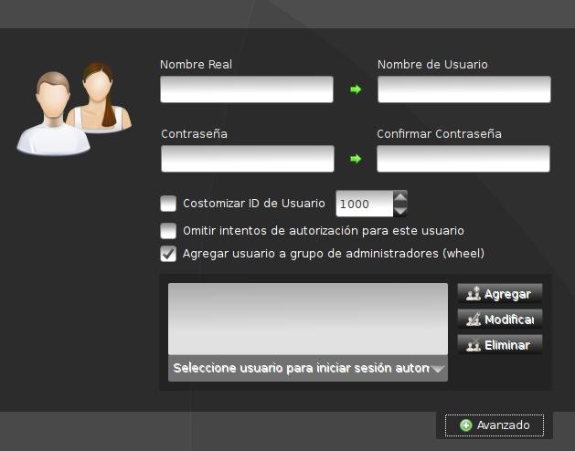 [Howto] Como agregar correctamente nuestro usuario durante la instalación de Pardus Linux 2011.1 Cap2